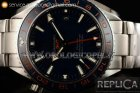 1:1 Omega Seamaster Planet Ocean 600M Co-axial GMT 232.30.44.22.03.001 (KW)
