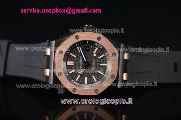 Audemars Piguet EII Cup 2014 Royal Oak Offshore Diver Limited Edition Orologio 15709TR.OO.A005CR.01(EF)