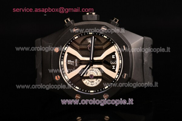 Audemars Piguet Royal Oak Offshore Chrono Guarda - 59493ST.OO.A104CR.01