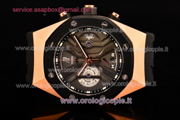 Audemars Piguet Royal Oak Offshore Chrono Guarda - 59493ST.OO.A104CR.02