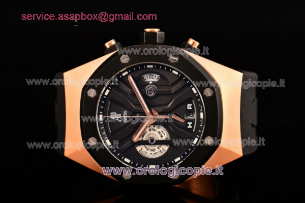Audemars Piguet Royal Oak Offshore Chrono Guarda - 59493ST.OO.A104CR.03