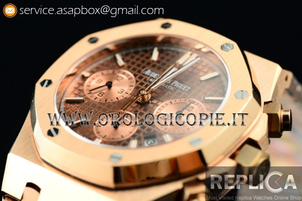 Audemars Piguet Royal Oak 41MM Chronograph Orologio 26331OR.OO.1220OR.02 (EF)
