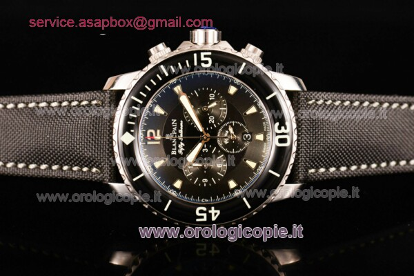 BlancPain Fifty Fathoms Chronograph Flyback Calibre F185 5085F-1130-52 orologio(ZF)