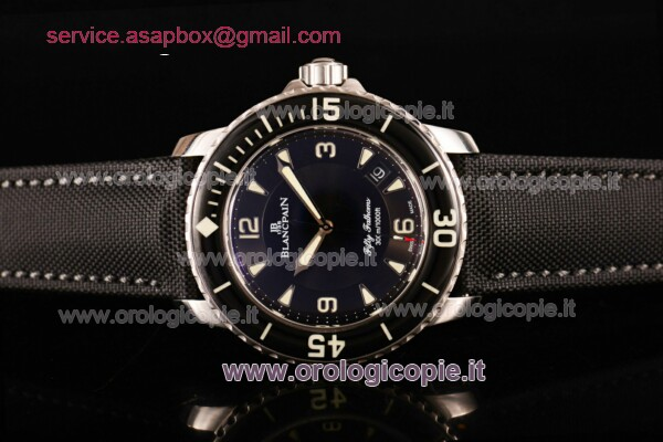 BlancPain Fifty Fathoms Automatic 5015-1130-52 orologio(ZF)