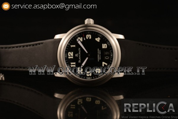 Blancpain Hundred Hours Orologio 2100-1130M-55 (AAAF)