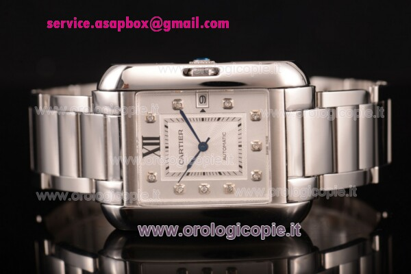 Cartier Tank Anglaise Orologio-W5310034
