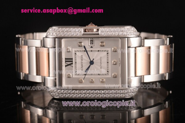 Cartier Tank Anglaise Orologio - wt100025DD
