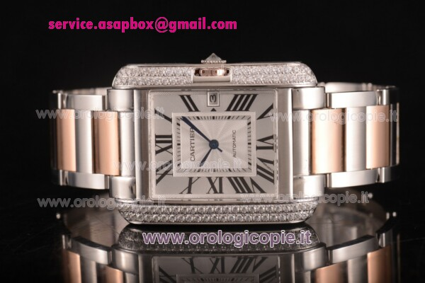 Cartier Tank Anglaise Orologio - W5310007DD