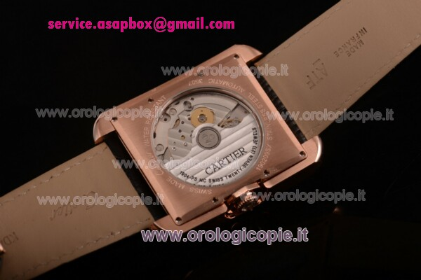 Cartier Tank Anglaise Orologio - wjta0009dd