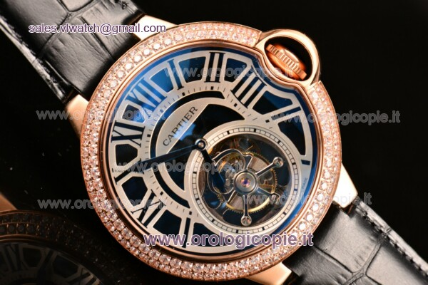 Cartier Ballon Bleu Tourbillon Guarda - W6920001