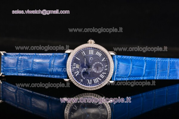 Cartier Rotonde Second Time Zone Day/Night Guarda - W1556241BD
