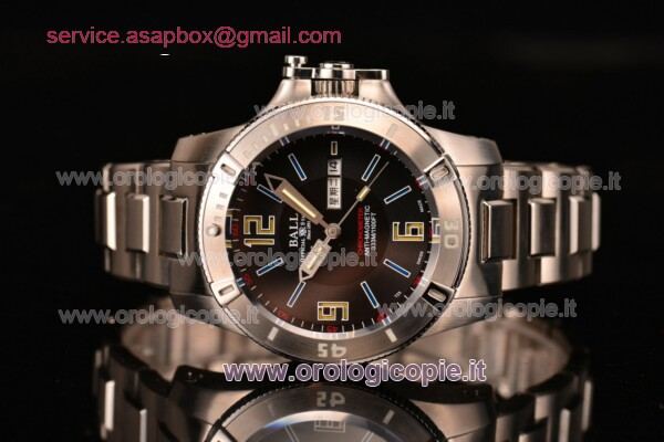 Ball Engineer Hydrocarbon Spacemaster Guarda- DM2036A-SCAJ-BKL(YF)