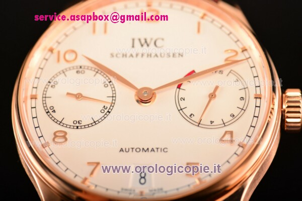 1:1 IWC Portuguese Power Reserve orologio-IW500701