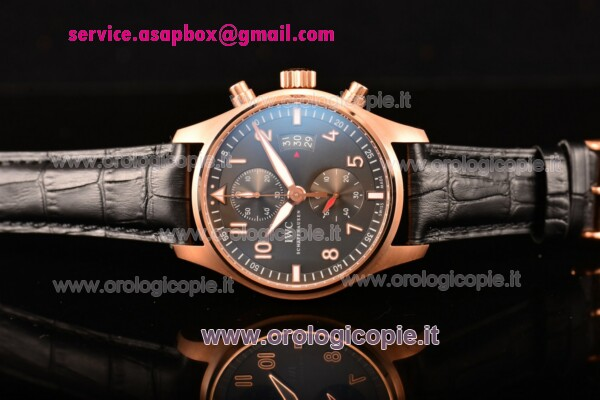 IWC Pilot's Watches Spitfire Chronograph orologio-IW387803(BP)