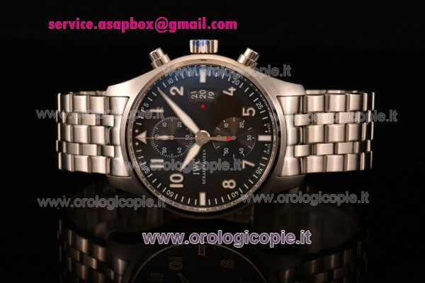 IWC Pilot's Watches Spitfire Chronograph orologio-IW387804(BP)