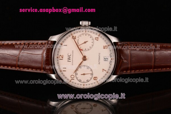 1:1 IWC Portuguese Power Reserve Orologio IW500704 (ZF)