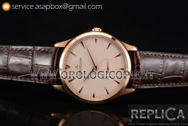 Jaeger-LeCoultre Master Ultra Thin Small Second Orologio 1272510