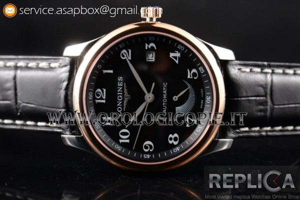 Longines Master Power Reserve Orologio L2.666.4.51.3(AAAF)