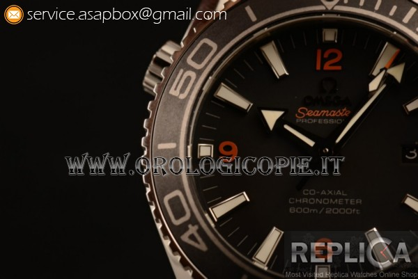 Omega Seamaster Planet Ocean 600M Co-Axial Orologio 232.32.46.21.01.005 (EF)