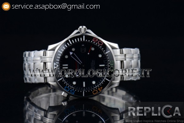 Omega Seamaster Diver 300M Rio 2016 Olympic Orologio 522.30.41.20.01.001 (BP)