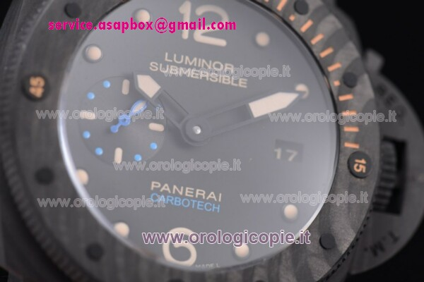 Panerai Luminor Submersible 1950 Carbotech – 3 Days Automatic Orologio PAM 616