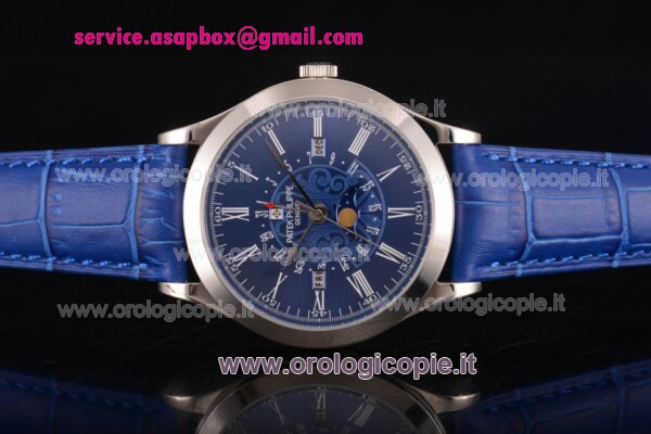 Patek Philippe Grand Complications Orologio - 5399 blu