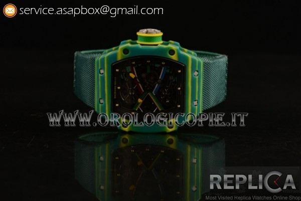 Richard Mille RM 67-02 PVD