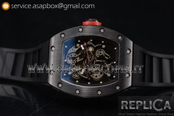 Richard Mille Orologio RM 055 PVD
