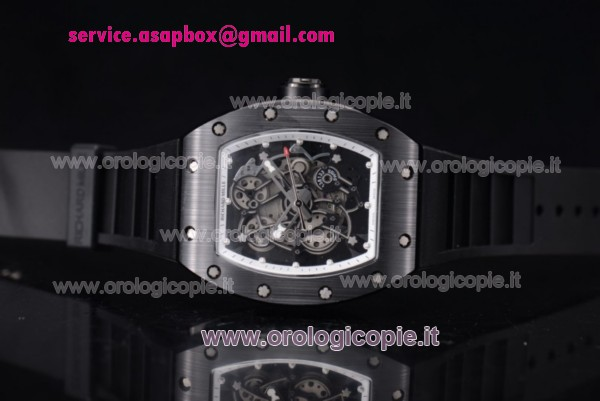Richard Mille RM 038 Orologio PVD