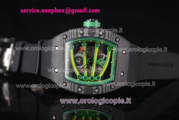 Richard Mille RM 59-01 Orologio PVD