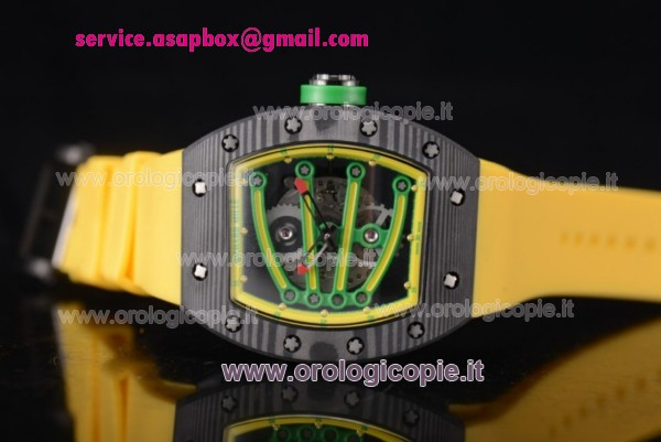 Richard Mille RM 59-01 PVD Orologio