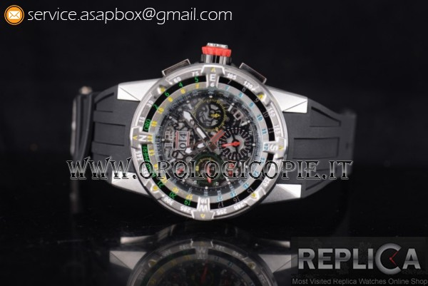 Richard Mille RM60-01 Cinturino in Gomma Orologio