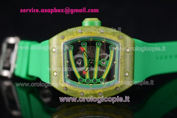 Richard Mille RM 59-01 Orologio Cinturino in Gomma