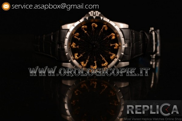 Roger Dubuis Excalibur Knights of the Round Table II RDDBEX0495 (AAAF)