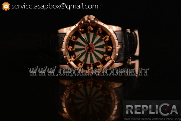 Roger Dubuis Excalibur Knights of the Round Table II RDDBEX0495RGC (AAAF)