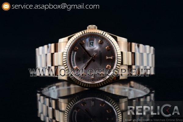 Rolex Day-Date Orologio 218235 gredp (BP)