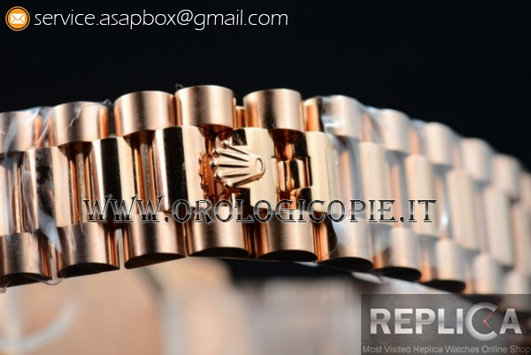 Rolex Day-Date Orologio 218235 greesp (BP)
