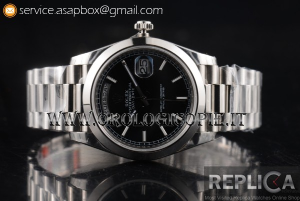 Rolex Day-Date Orologio 118239 blks(AAAF)