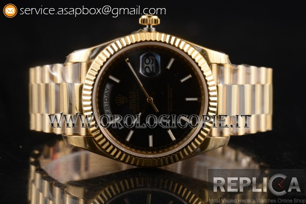Rolex Day-Date Orologio 118238 blks(AAAF)