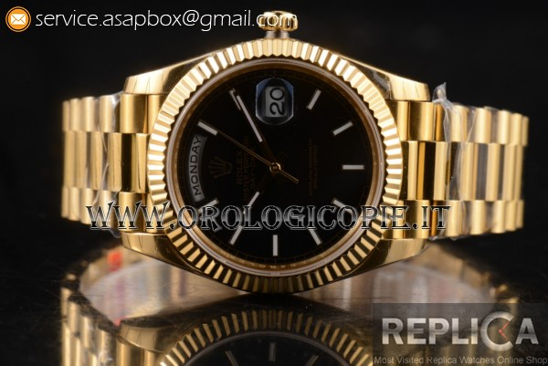Rolex Day-Date Orologio 118238 blkgs(AAAF)