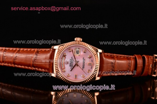 Rolex Day-Date Guarda - 118235/39 pmdl (BP)