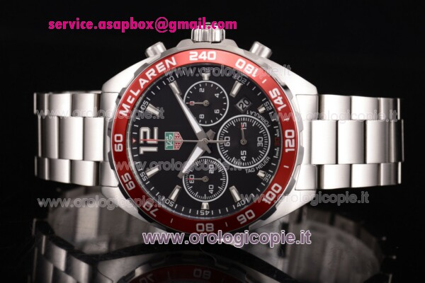 Tag Heuer Formula I Limited Edition 30th Anniversary McLaren Orologio-CAZ1112.FC8188S